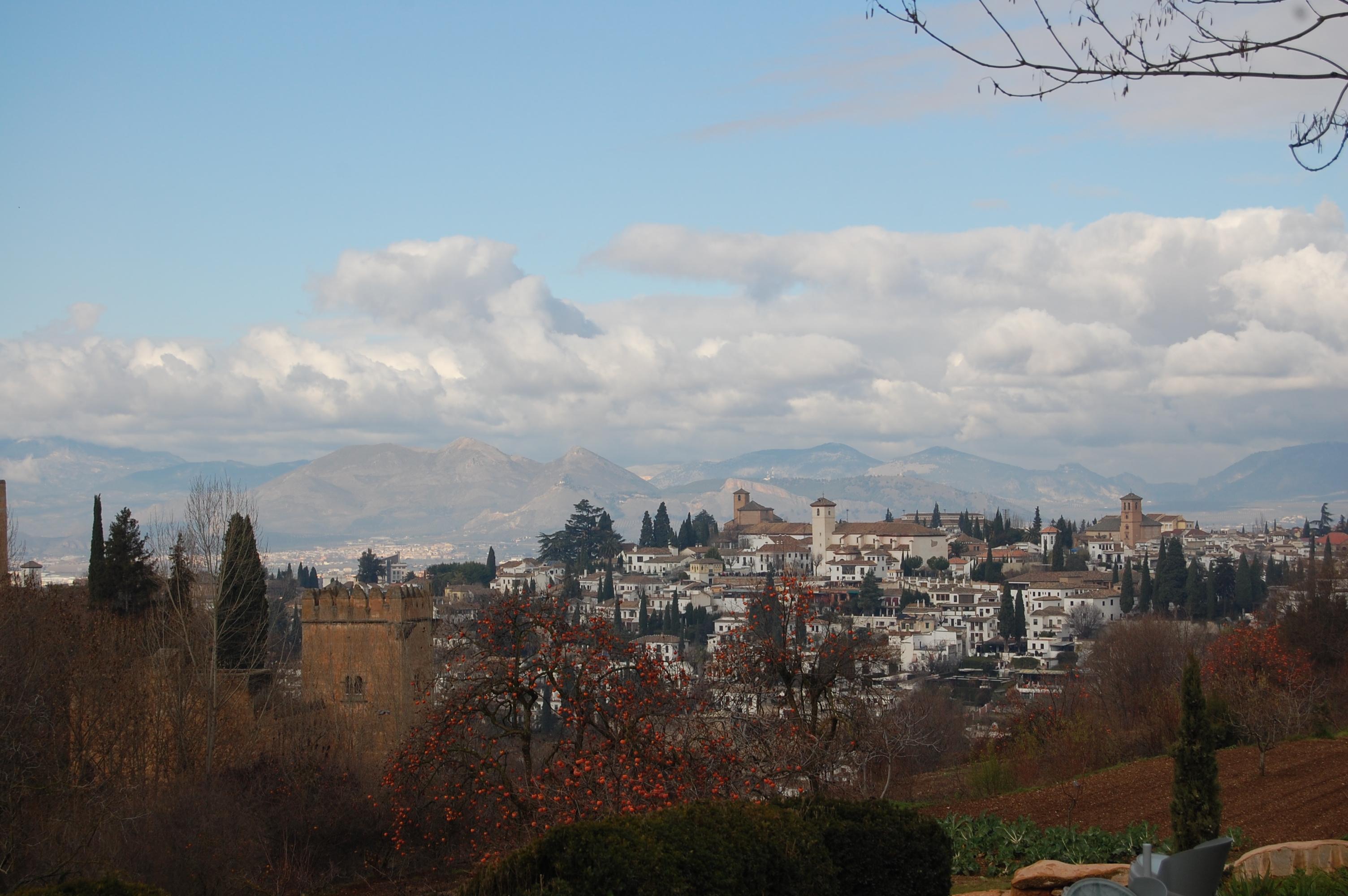 Волшебная Гранада
